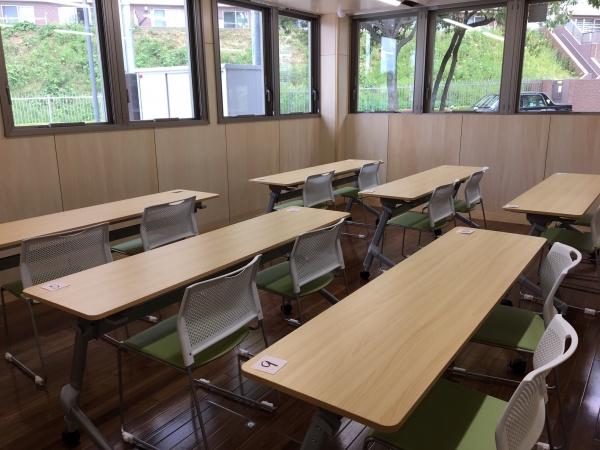 学習室1・2