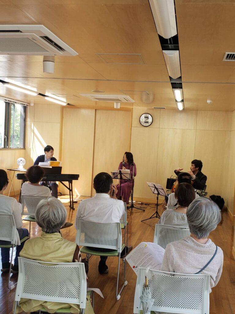 5/15 アフタヌーンコンサート~ジャズでスウィング♪~ありがとうございました♡