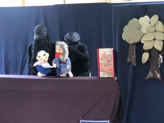 人形劇公演 ご参加ありがとうございました♪